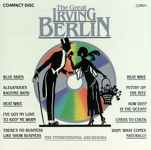 Irving Berlin image and pictorial