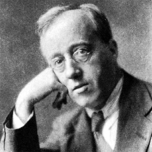Gustav Holst image and pictorial