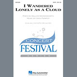 John Purifoy I Wandered Lonely As A Cloud Sheet Music and Printable PDF Score | SKU 90070