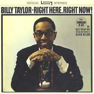 Billy Taylor image and pictorial