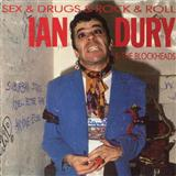Download or print Ian Dury & The Blockheads Sex And Drugs And Rock And Roll Digital Sheet Music Notes and Chords - Printable PDF Score