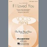 Deke Sharon If I Loved You Sheet Music and Printable PDF Score | SKU 98108