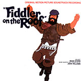 Topol If I Were A Rich Man (from Fiddler On The Roof) Sheet Music and Printable PDF Score   SKU 32178