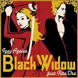 Iggy Azalea Featuring Rita Ora Black Widow Sheet Music and Printable PDF Score | SKU 155701