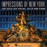 Mona Rejino Impressions Of New York Sheet Music and Printable PDF Score | SKU 487461