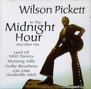 Wilson Pickett image and pictorial