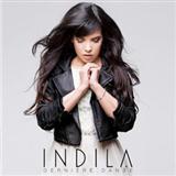 Download or print Indila Derniere Danse Digital Sheet Music Notes and Chords - Printable PDF Score
