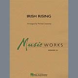 Michael Sweeney Irish Rising - Bb Clarinet 2 Sheet Music and Printable PDF Score | SKU 350796
