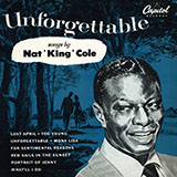 Irving Gordon Unforgettable Sheet Music and Printable PDF Score | SKU 173895
