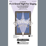 Kirby Shaw It's a Grand Night for Singing - Tenor Sax Sheet Music and Printable PDF Score | SKU 265691