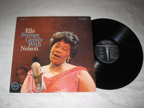 Ella Fitzgerald image and pictorial