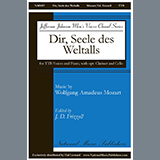 J.D. Frizzell Dir, Seele Des Weltalls Sheet Music and Printable PDF Score | SKU 459714