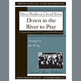 Download or print Jace Wittig Down in the River to Pray Digital Sheet Music Notes and Chords - Printable PDF Score