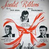 Download or print Jack Segal Scarlet Ribbons (For Her Hair) Digital Sheet Music Notes and Chords - Printable PDF Score