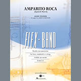 James Curnow Amparito Roca (Spanish March) - Pt.4 - Bb Tenor Sax/Bar. T.C. Sheet Music and Printable PDF Score | SKU 361894