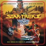 James Horner Star Trek II: The Wrath Of Khan Sheet Music and Printable PDF Score   SKU 121604