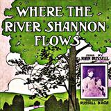 James J. Russell Where The River Shannon Flows Sheet Music and Printable PDF Score   SKU 172622