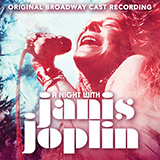Download or print Janis Joplin Mercedes Benz (from the musical A Night With Janis Joplin) Digital Sheet Music Notes and Chords - Printable PDF Score