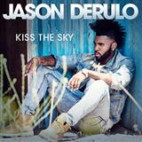 Download or print Jason Derulo Kiss The Sky Digital Sheet Music Notes and Chords - Printable PDF Score