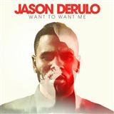 Download or print Jason Derulo Want To Want Me Digital Sheet Music Notes and Chords - Printable PDF Score