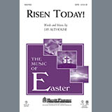 Download or print Jay Althouse Risen Today! - Score Digital Sheet Music Notes and Chords - Printable PDF Score