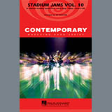 Jay Bocook Stadium Jams Vol. 10 - Baritone T.C. Sheet Music and Printable PDF Score   SKU 339217