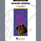 Jay Dawson Highland Cathedral - Bb Bass Clarinet Sheet Music and Printable PDF Score   SKU 280645