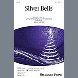 Jay Livingston & Ray Evans Silver Bells (arr. Mark Hayes) Sheet Music and Printable PDF Score | SKU 410503