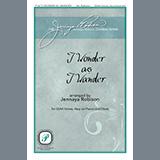 Jennaya Robison I Wonder As I Wander Sheet Music and Printable PDF Score | SKU 450957
