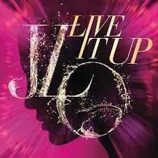 Download or print Jennifer Lopez Live It Up Digital Sheet Music Notes and Chords - Printable PDF Score