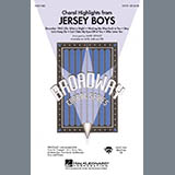 Mark Brymer Jersey Boys (Choral Highlights) - Bb Trumpet 2 Sheet Music and Printable PDF Score | SKU 267451