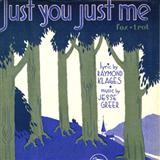 Raymond Klages Just You, Just Me Sheet Music and Printable PDF Score | SKU 158617