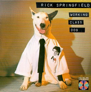 Rick Springfield image and pictorial