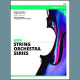 Steven Frackenpohl Jigtastic - Viola Sheet Music and Printable PDF Score | SKU 330504
