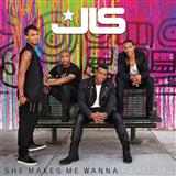 Download or print JLS Ft. Dev She Makes Me Wanna Digital Sheet Music Notes and Chords - Printable PDF Score