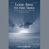 Traditional Look Away To The Skies (arr. Joel Raney) Sheet Music and Printable PDF Score | SKU 176067