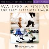 Johann Strauss II Bitte schon! (If You Please Polka) [Classical version] (arr. Phillip Keveren) Sheet Music and Printable PDF Score | SKU 170468