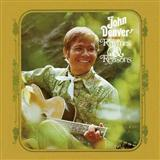 John Denver Leaving On A Jet Plane Sheet Music and Printable PDF Score | SKU 251076