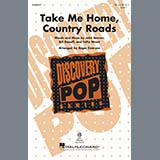 John Denver Take Me Home, Country Roads (arr. Roger Emerson) Sheet Music and Printable PDF Score | SKU 425204