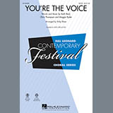 John Farnham You're the Voice (arr. Kirby Shaw) - Synthesizer II Sheet Music and Printable PDF Score | SKU 339660