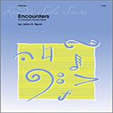John H. Beck Encounters (6 Advanced Timpani Solos) Sheet Music and Printable PDF Score | SKU 125089