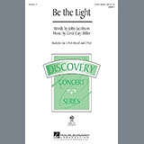John Jacobson Be The Light Sheet Music and Printable PDF Score   SKU 284111