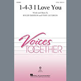 John Jacobson & Roger Emerson 1-4-3 I Love You Sheet Music and Printable PDF Score | SKU 415588