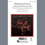 John Leavitt Nativity Carol (Enatus Est Emmanuel) Sheet Music and Printable PDF Score | SKU 290424