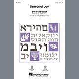 John Leavitt Season Of Joy - Percussion Sheet Music and Printable PDF Score | SKU 269637