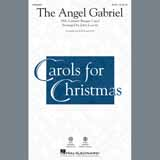 John Leavitt The Angel Gabriel Sheet Music and Printable PDF Score | SKU 407975