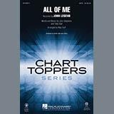 John Legend All of Me (arr. Mac Huff) - Drums Sheet Music and Printable PDF Score | SKU 333920