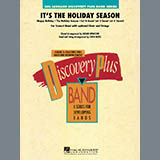 Download John Moss 'It's The Holiday Season - Eb Alto Saxophone 1' Digital Sheet Music Notes & Chords and start playing in minutes