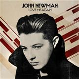 Download or print John Newman Love Me Again Digital Sheet Music Notes and Chords - Printable PDF Score