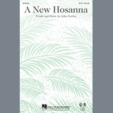 Download or print John Purifoy A New Hosanna Digital Sheet Music Notes and Chords - Printable PDF Score
